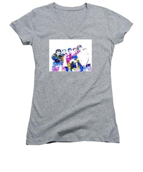 One Direction Women's V-Neck
