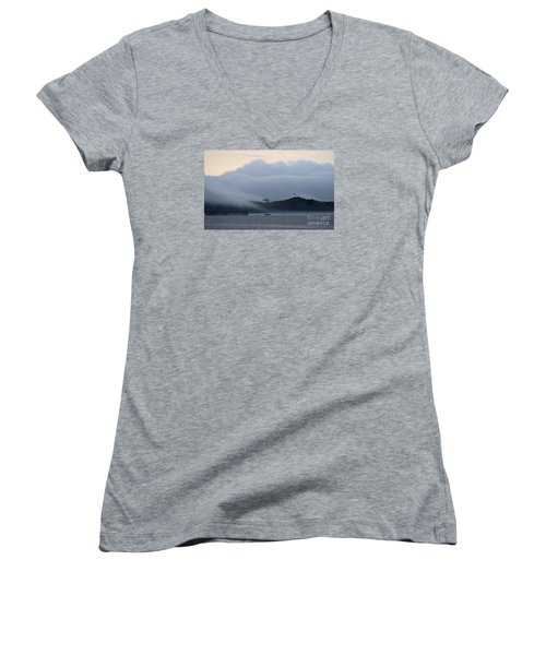 Swallowtail Lighthouse... Women's V-Neck