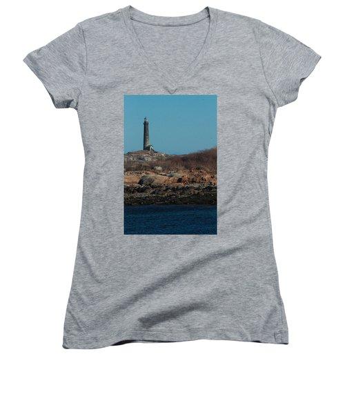 Thatcher Island Women's V-Neck T-Shirt