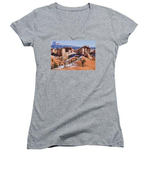 Bryce Women's V-Neck T-Shirt