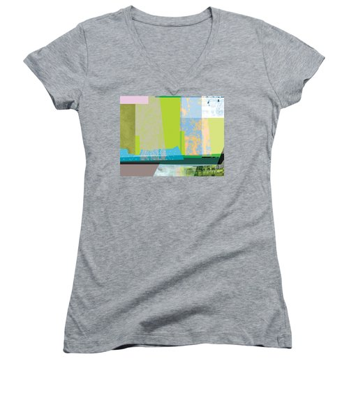 Untitled Women's V-Neck (Athletic Fit)