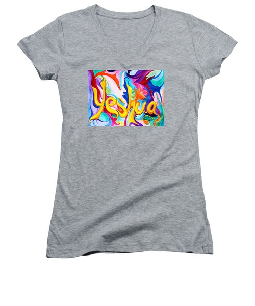 Yeshua Women's V-Neck