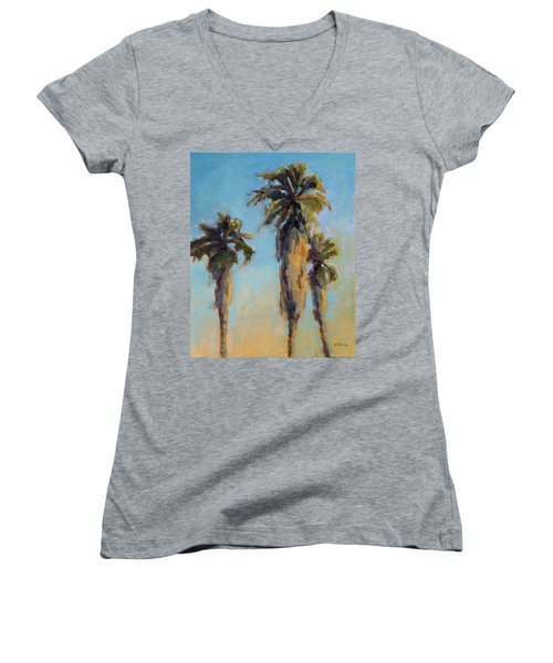 Pacific Breeze Women's V-Neck (Athletic Fit)