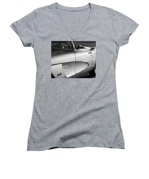 56 Vet Women's V-Neck T-Shirt