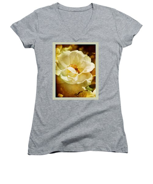 A Bee And Rose Women's V-Neck