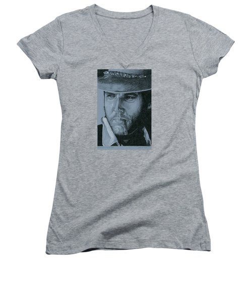 A Different Kind Of Man Women's V-Neck T-Shirt
