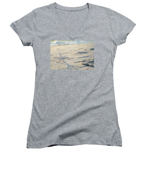 A Gentle Thought Women's V-Neck