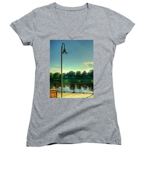 A Recall Of Yesterday Women's V-Neck T-Shirt
