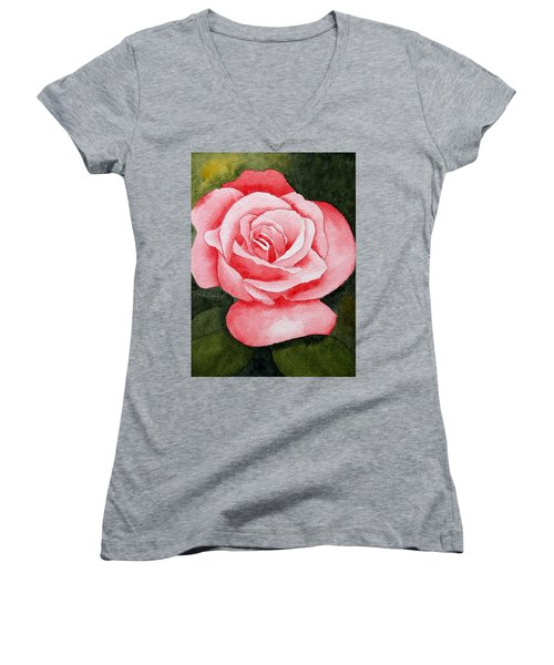 A Rose By Any Other Name Women's V-Neck (Athletic Fit)