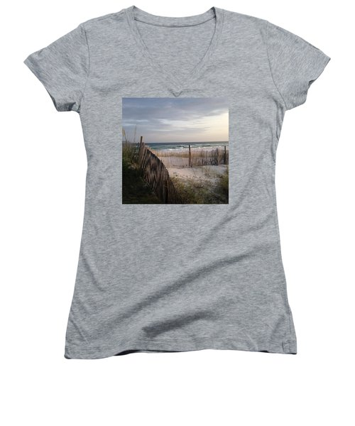 A Simple Life Women's V-Neck