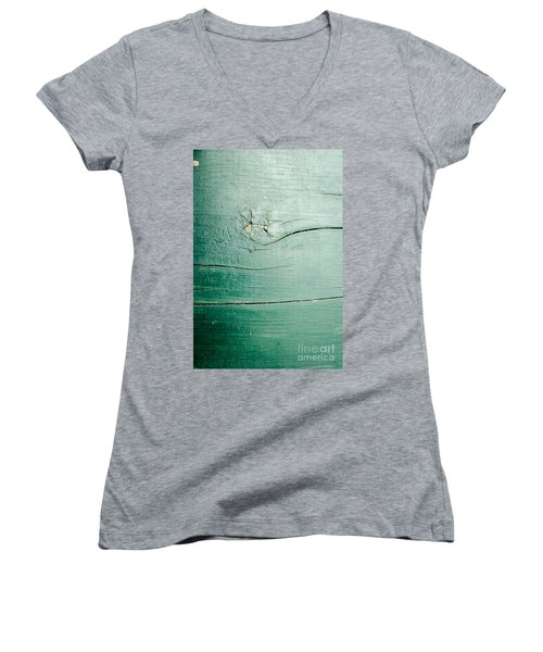 Abstract Photography Women's V-Neck