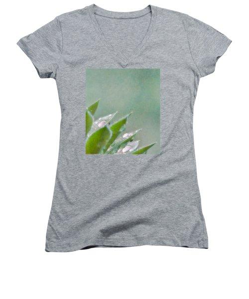 After The Rain Women's V-Neck T-Shirt