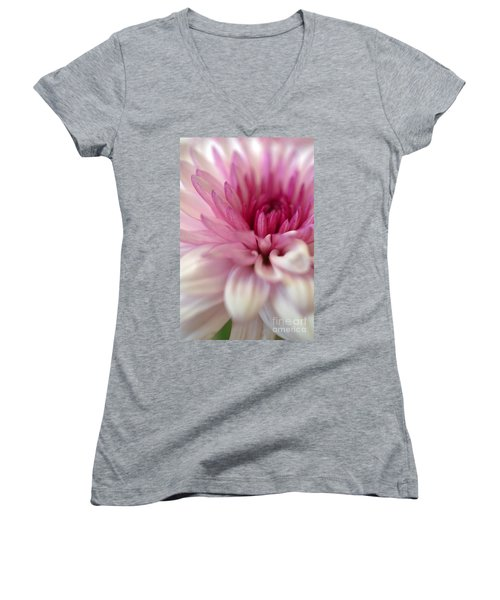 Alluring Women's V-Neck T-Shirt