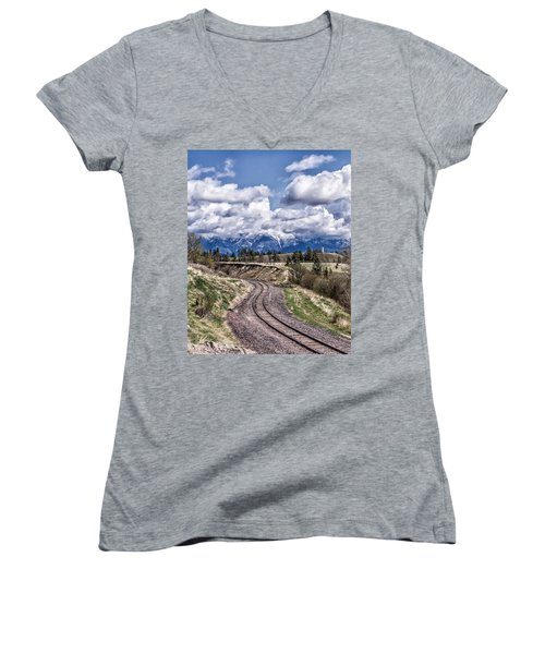 Almost Home Women's V-Neck