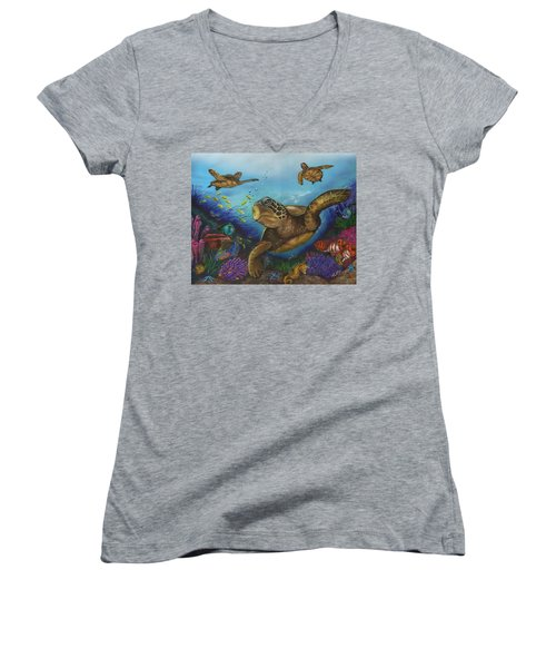 Alternate Universe Women's V-Neck T-Shirt