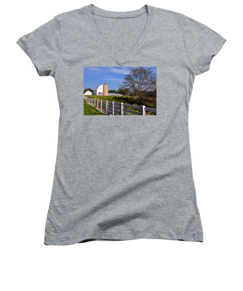Missouri Americana Women's V-Neck