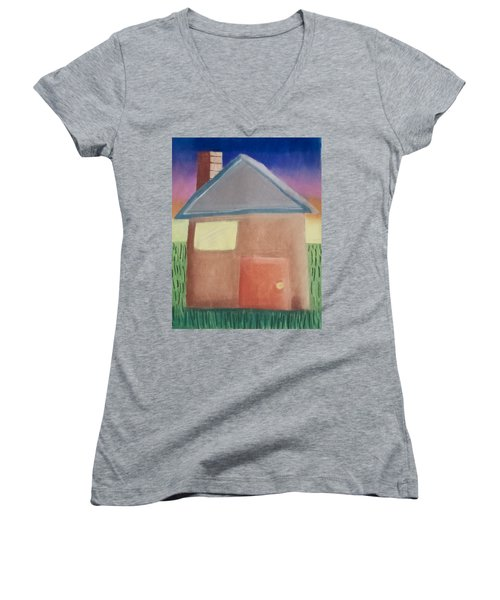 Home Sweet Home Women's V-Neck T-Shirt