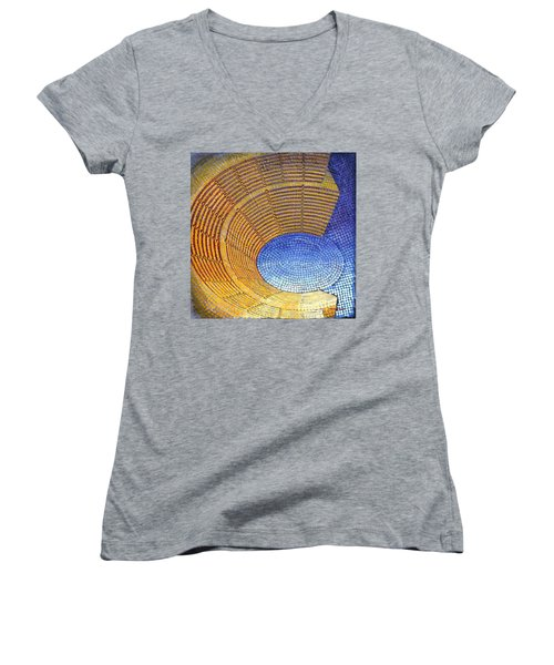 Auditorium Women's V-Neck T-Shirt