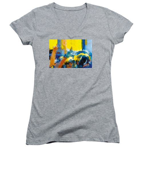 Always Number One Women's V-Neck T-Shirt