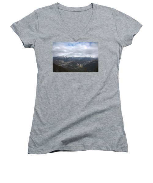 Banff Women's V-Neck