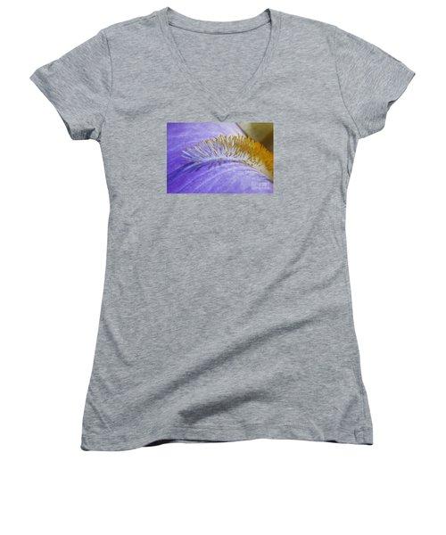 Beard Of The Iris Women's V-Neck T-Shirt