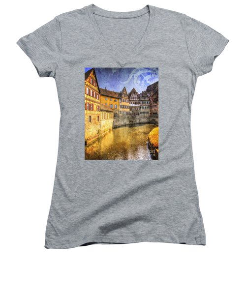 Beautiful Past Women's V-Neck