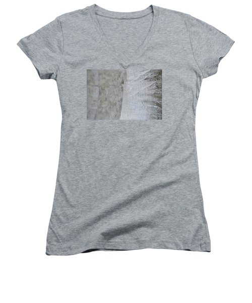 Because She Said So Women's V-Neck T-Shirt