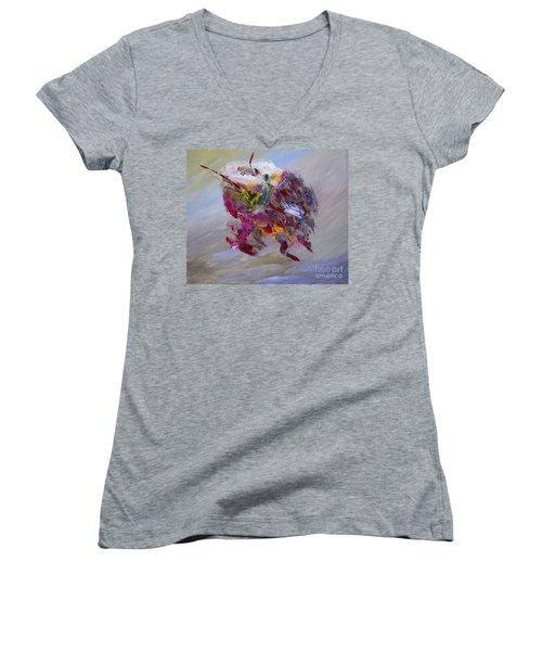 Betelgeuse Women's V-Neck T-Shirt
