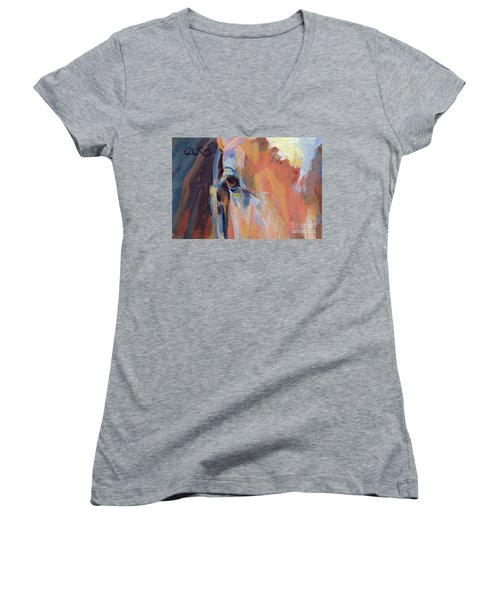 Billy Women's V-Neck T-Shirt
