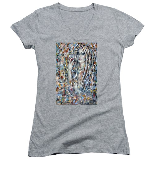 Bitter Sweet 270610 Women's V-Neck
