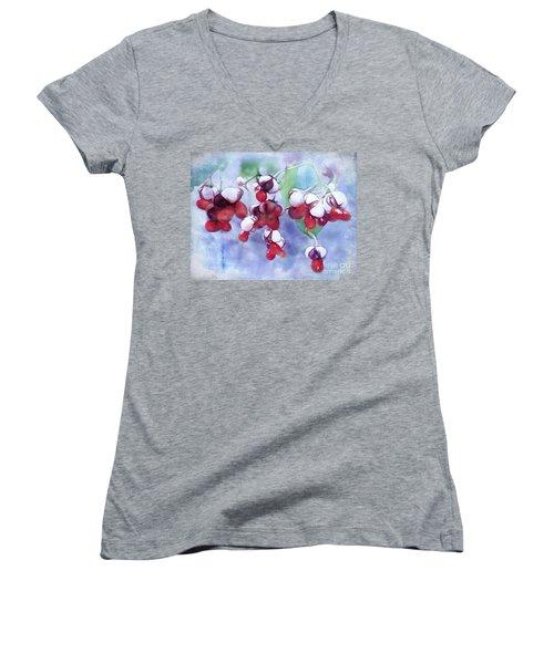 Bittersweet Women's V-Neck T-Shirt