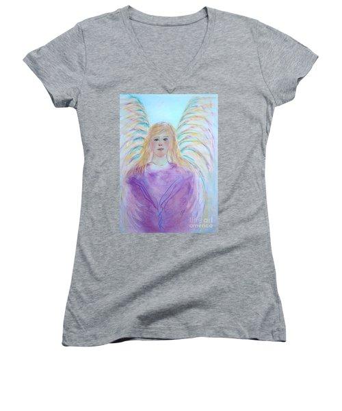Blue Angel Women's V-Neck