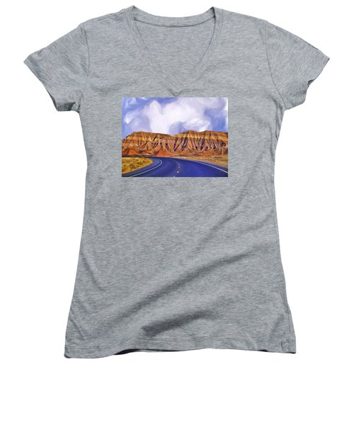 Blue Highway Women's V-Neck