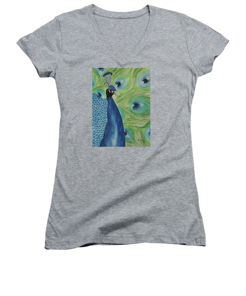 Boldly Beautiful Women's V-Neck T-Shirt
