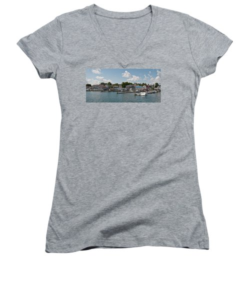 Boothbay Harbor 1242 Women's V-Neck