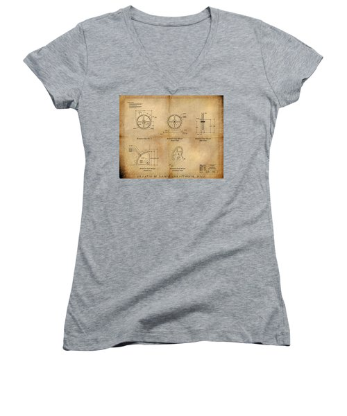 Box Gear And Housing Women's V-Neck