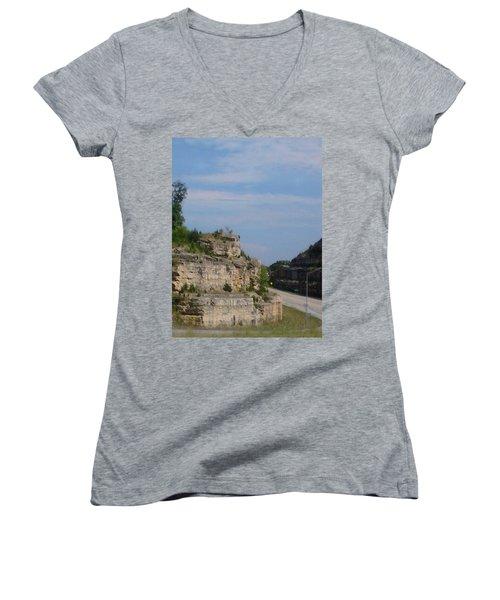 Branson Missouri Women's V-Neck T-Shirt