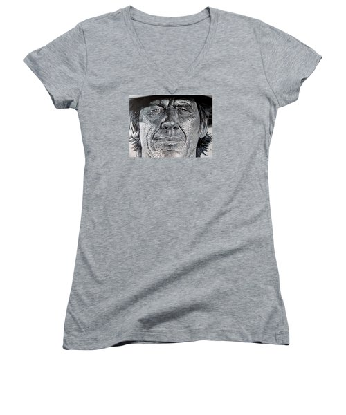Bronson Women's V-Neck T-Shirt