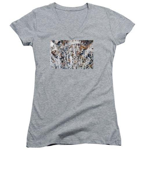 Bubble Up II Women's V-Neck T-Shirt