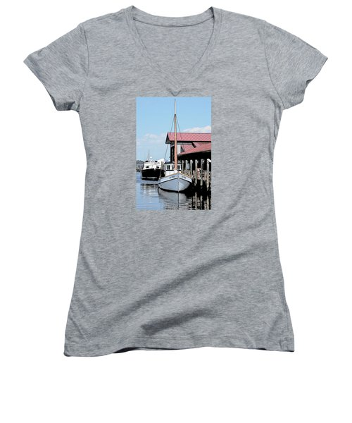 Buy Boat Old Point Women's V-Neck