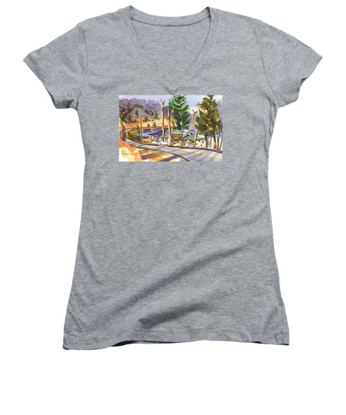Camp Penuel At Lake Killarney Women's V-Neck
