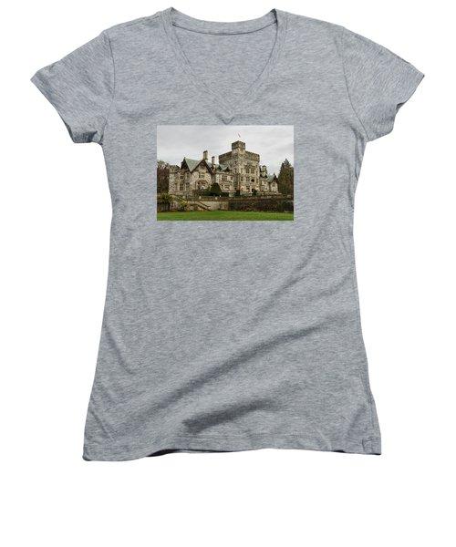 Hatley Castle Women's V-Neck T-Shirt
