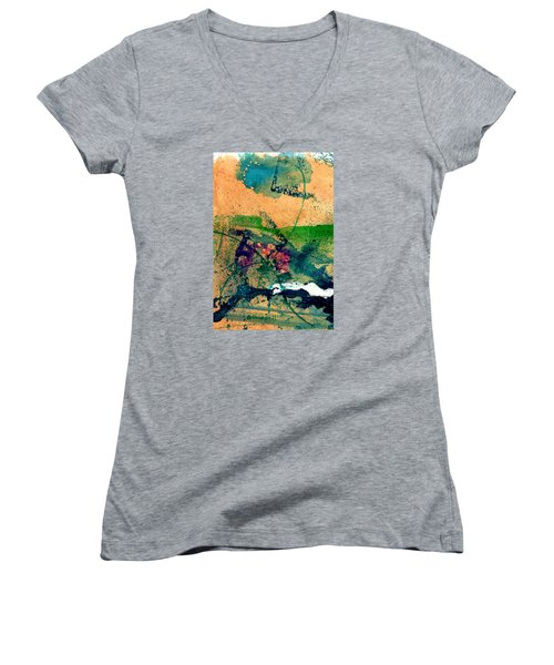 Celebration Women's V-Neck T-Shirt