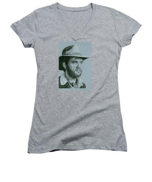 Charro Women's V-Neck T-Shirt