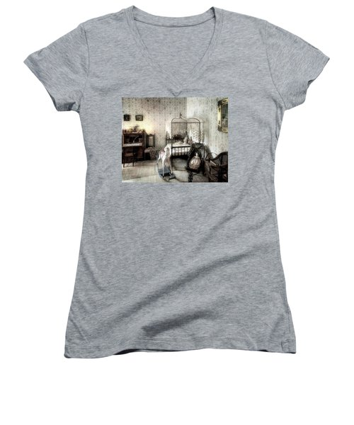Childhood Pleasures Women's V-Neck
