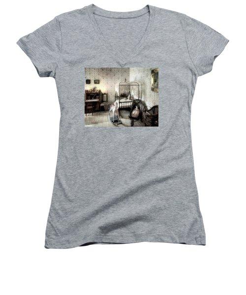 Childhood Pleasures Women's V-Neck T-Shirt