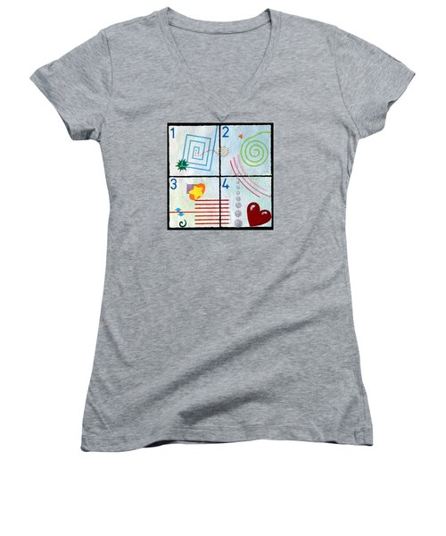 Child's Play Women's V-Neck T-Shirt