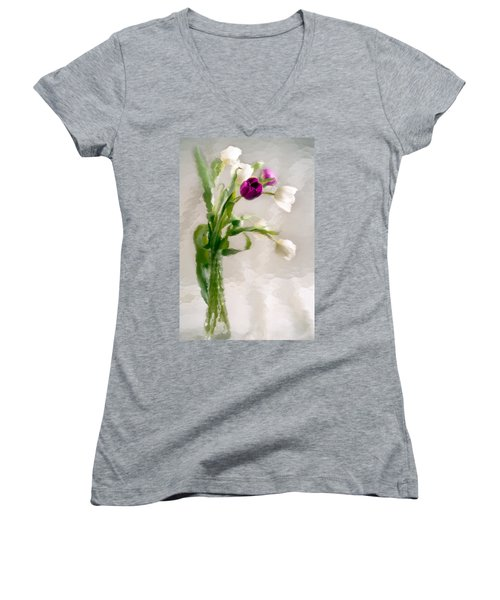 Clearly Different Women's V-Neck