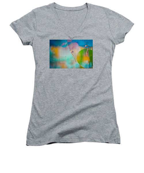 Colors Of The Wind Women's V-Neck T-Shirt