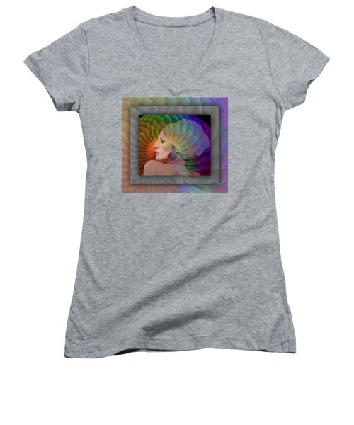Consciousness Women's V-Neck